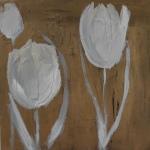 Tulips on Bronze