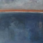 Red-orange Horizon
